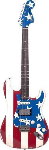 Fender Wayne Kramer signature Stratocaster. I'm not much of a Strat guy, but this one is killer.