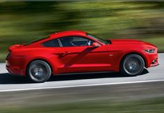 2015 Ford Mustang GT V8