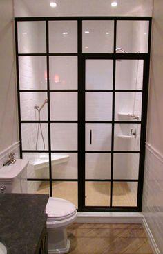 Gallery - GlassCrafters Blog Modern Shower, Modern Bathroom, Bathroom Ideas, Shower Enclosure, Shower Doors, Showroom, Gallery, Blog, Home Decor