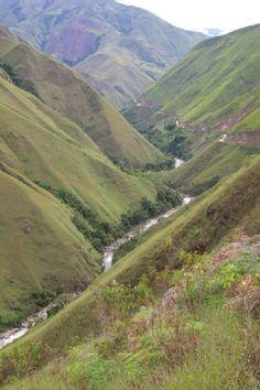 Velvet Mountains - Canagua, Merida - Venezuela