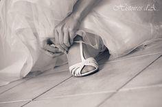 Brides shoes;)
