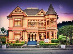 2. Gingerbread Mansion Inn, Ferndale