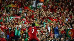 EURO 2016 – Portugal vs França