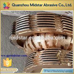 metal marble sinter profile grinding wheel