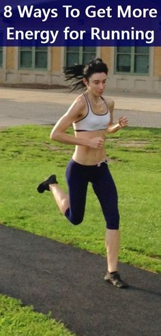 8 Natural Ways to Get More Energy for Running
