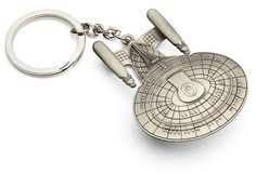 Star Trek: TNG Enterprise Keychain $11.99