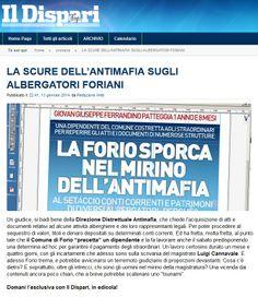 #IlDispari quotidiano - #forio #antimafia