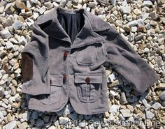 Harmonica jacket Free pattern for a little boy.  Love this jacket!