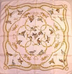just a daydream: Hermes scarf