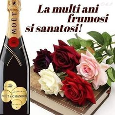 Happy Birthday Greetings Friends, An Nou Fericit, Moet Chandon, Decoration, Champagne, Bottle, Pictures, Strap Heels, Ankle Strap