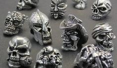 Schmuckatelli Co. - Skull Beads, Tiki Beads, Wholesale Beads, Skull Jewelry, Paracord and Knife Accessories