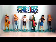 One Piece Figures 6pcs Ver3: http://youtu.be/7z5dSqnxBRo #onepiece