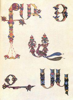 1304, Gospel, Nakhidjevan. Scribe Hakob, Painter Simeon   Flickr