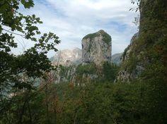 Procinto's mountain, Stazzema, Italy