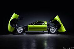 Lamborghini Miura S: Automotive Royalty by Jeremy Cliff on sports cars sport cars vs lamborghini cars Maserati, Ferrari, Porsche, Surplus Militaire, Lamborghini Miura, Cool Sports Cars, Automotive Photography, Sweet Cars, Hot Cars