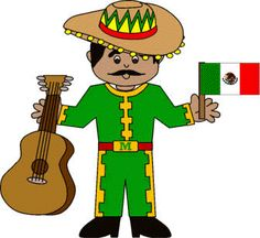 Mariachi paper doll printable...make on magnets