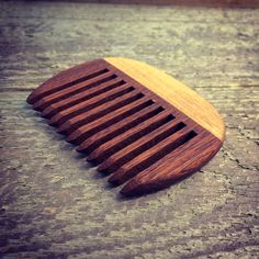 Made from reclaimed oak and mahogany. Beard Care, Smell Good, Barber, Hair Cuts, Make It Yourself, Men, Log Projects, Haircuts, Beard Grooming