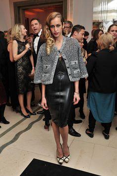 November 2nd: Alice Dellal in Chanel