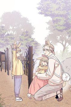 Makoharu, Cute Chibi, Shounen Ai, Manhwa Manga, Anime Love, Webtoon, Haikyuu, Novels, Princess Zelda