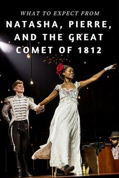 What To Expect From 'Natasha, Pierre, and the Great Comet of 1812'