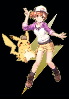 Pokemon, A Certain Scientific Railgun, A Certain Magical Index, Kuroko, Crossover, Dragon Ball, Anime Art, Princess Zelda, Kawaii