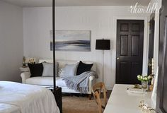 Some Changes to the Guest Room by Dear Lillie