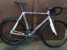 Dario Pegoretti - Page 103 Bicycle Race, Bike Storage, Bicycle Components, Road Bikes, Road Racing, Custom Bikes, Guys And Girls, Modern Classic, Mountain Biking