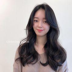 Style Hair, Perm, Hair Inspo, Hair Ideas, Hairstyles, Long Hair Styles, Woman, Makeup, Anime