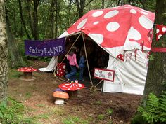 "Love this outdoor play set-up- ""Pixieland Post Office"" Magical! Dramatic Play Themes, Dramatic Play Area, Outdoor Learning, Outdoor Play, Outdoor Spaces, School Reception, Smurf Village, Outdoor Nursery, Kindergarten"
