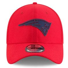 00483246953 NFL New England Patriots New Era 2018 Training Camp Secondary 39THIRTY Flex  Hat