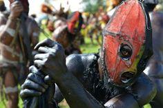 Goroka festival Photo by Pawel Lipski -- National Geographic Your Shot