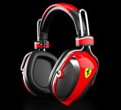 Ferrari, Logic 3 team on headphones, may be the closest we get to Enzo sound in our ears