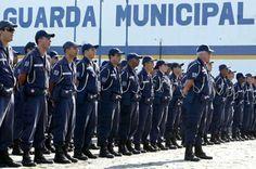 A Guarda Municipal de Araruama está habilitada para usar arma de fogo