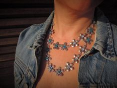 Check out this item in my Etsy shop https://www.etsy.com/listing/229323411/boho-necklace-bib-necklace-statement