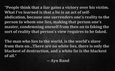 White Lie quote