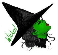 Miss Elphaba by decep on DeviantArt