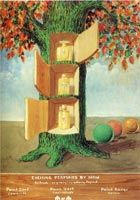 poster exciting perfumes by mem rene magritte 1946 s