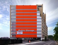 Public Storage has opened its largest self-storage facility in Bronx, New York. The huge facility will have over units.