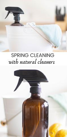 The weather has warmed up and it is time for springtime cleaning. I am going to show you how I do my deep cleaning with all-natural DIY cleaners. Plus, get my spring cleaning simple tips and checklist to make your cleaning day even easier. #springcleaning #naturalcleaning #toxicfreecleaners #diycleaners #homemadecleaners #greencleaning