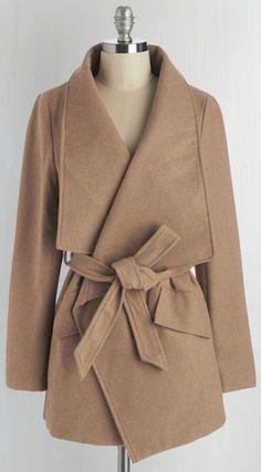 pretty camel fall coat