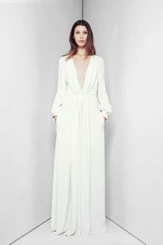 Chloé Pre-Fall 2012 Pleated Gown
