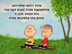 Enjoy the precious moment
