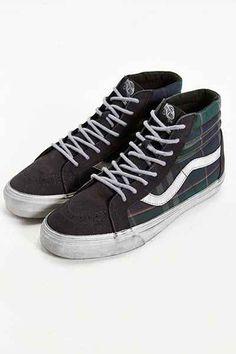 e752b193af5246 Vans Era California Plaid Overwash Sneaker - Urban Outfitters Tartan Shoes