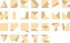 Paper Craft font