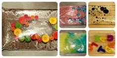 PicMonkey Collage Montessori, Homeschool, Collage, Kids Rugs, Blog, Diy, Advent, Baby Sensory Bags, Infant Sensory Activities