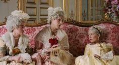 click thumbnails for larger picsSofia Coppola's 2006 film Marie Antoinette told the story of the teenage queen, based on a book by Antonia Fraser