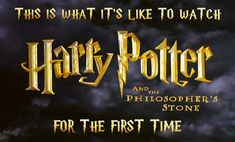 "This Is What It's Like To Watch ""Harry Potter"" For The First Time... Hilarious!"