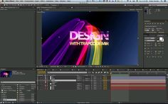 Video tutorial on using Trapcode Mir for design. Watch part 2 and get the finished AE project file here: http://trapcode.com/MIRdesign