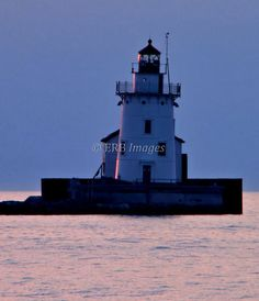 Waiting to Shine 8x10 art photograph lighthouse by ThoreauFair, $20.00