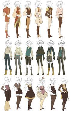 wardrobe by miraongchua.deviantart.com on @deviantART